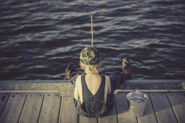 Kalastuksenvalvonta Kiskon Kirkkojärvellä kesällä 2020