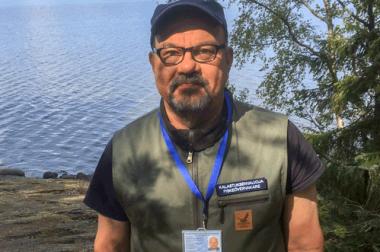 Kiskon Kirkkojärven kalastuksenvalvoja